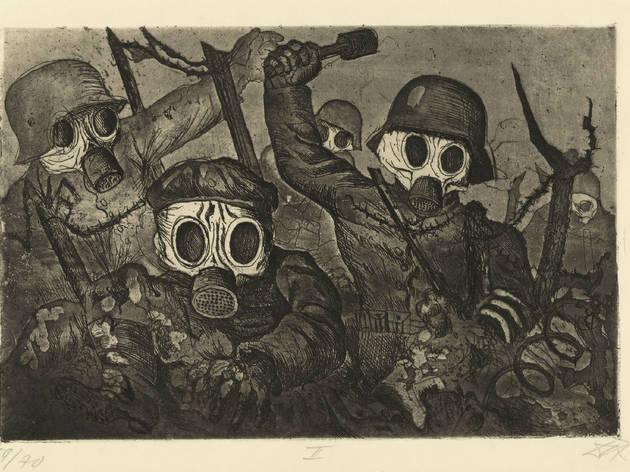 Expresionismo alemán: el impulso gráfico