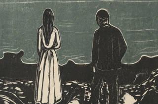 Edvard Munch: Simbolismo gráfico