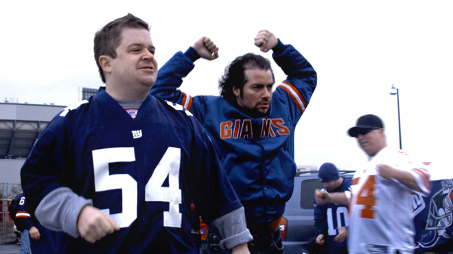 The ten best football movies