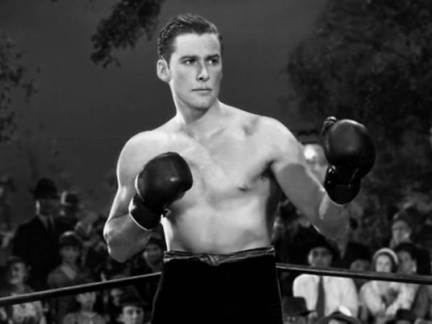 Sports movies: Gentleman Jim (1942)