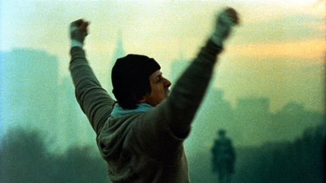 Sports movies: Rocky (1976)
