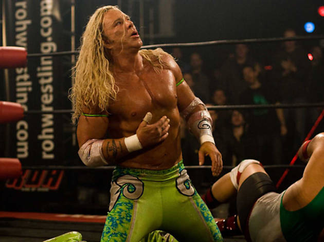 Sports movies: The Wrestler (2008)