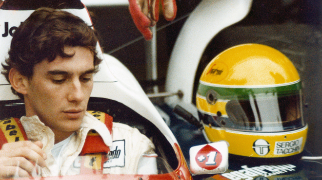 Sports movies: Senna (2010)