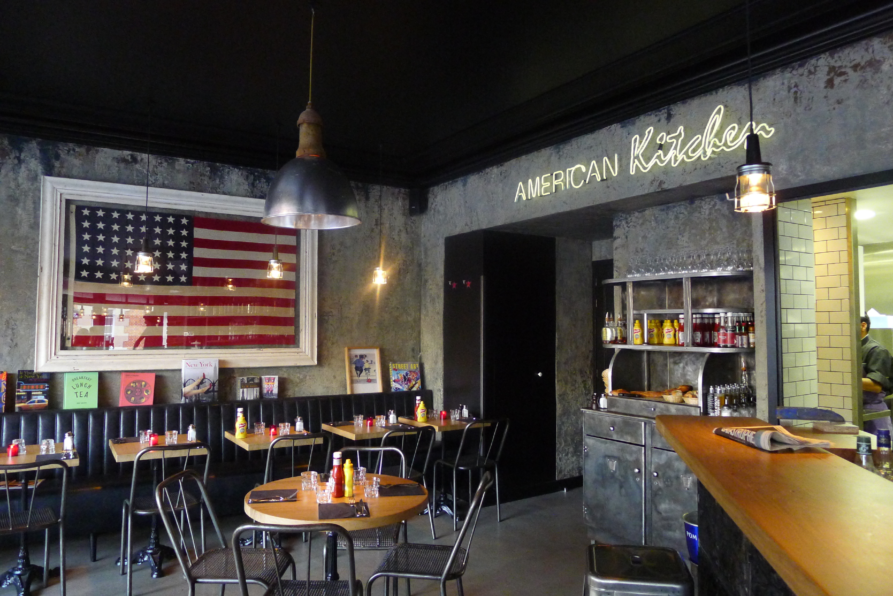American Kitchen