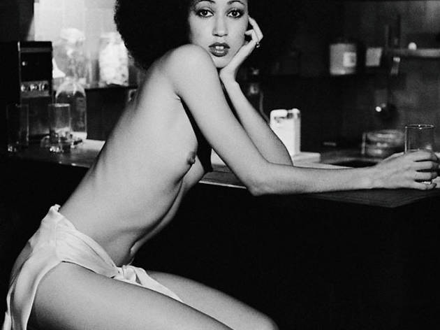 (Pat Cleveland, Paris, 1970 / © Alice Springs )