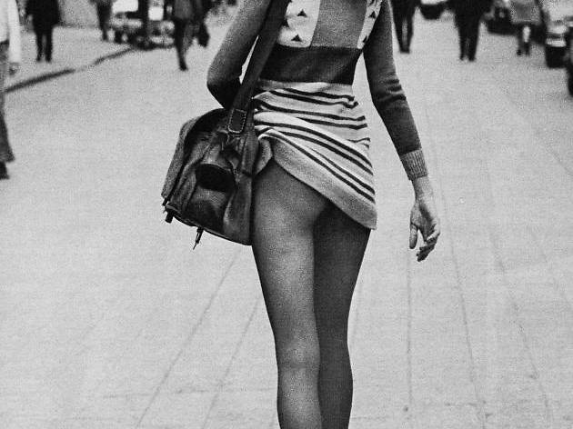('Fashion, Dépêche Mode', Paris, 1971 © Alice Springs )