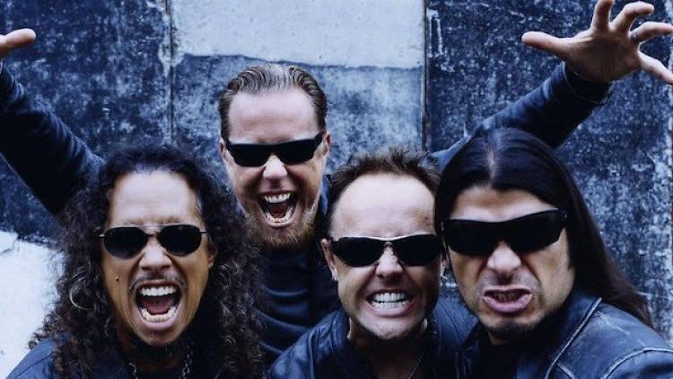 Metallica vuelve a la Ciudad de México