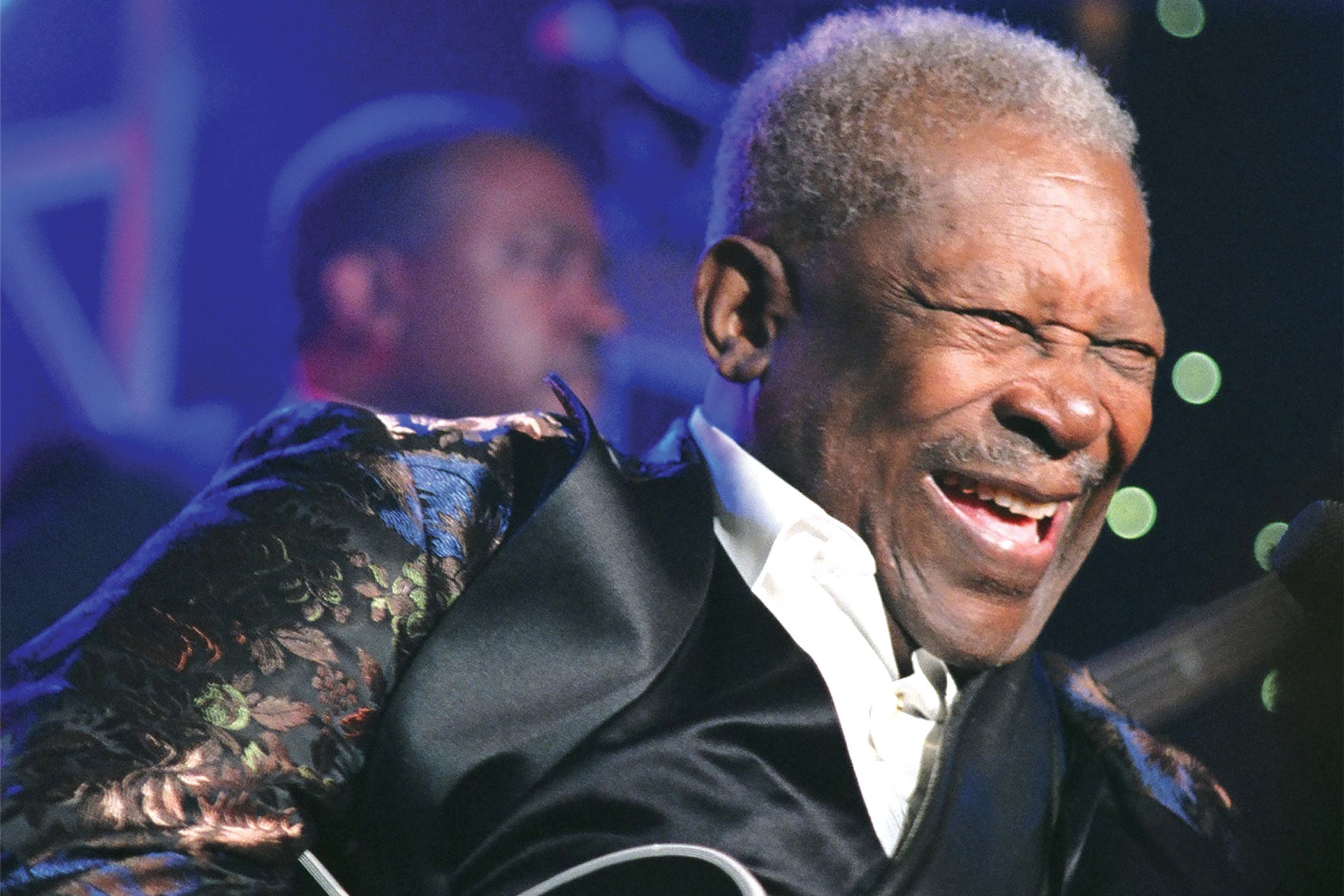 Pay fealty to B.B. King at the Lowdown Hudson Blues Festival
