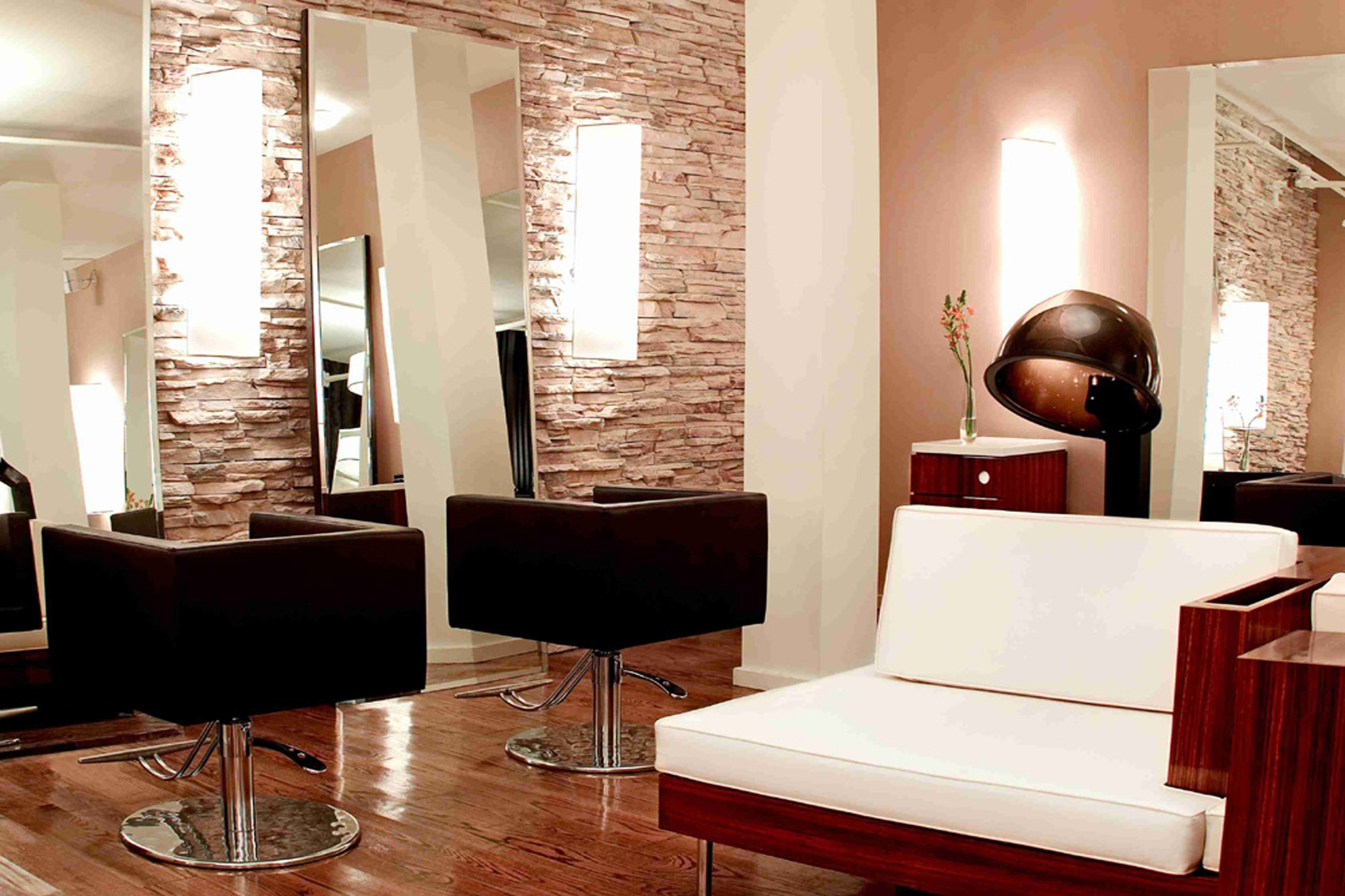 Beautiful Beauty Salon Lighting Modern With