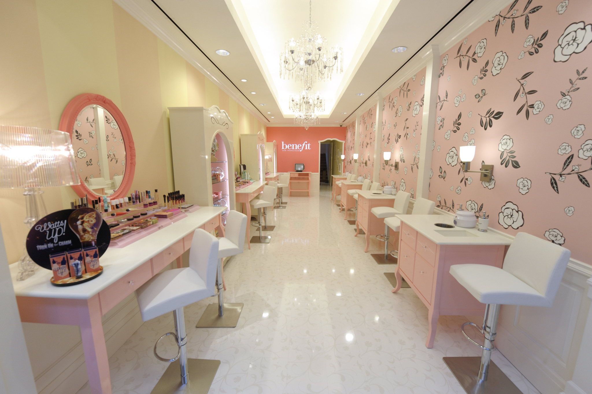 Benefit Shopping In Soho New York