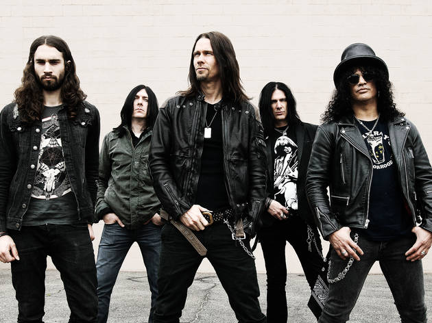Slash with Myles Kennedy and the Conspirators + Unlocking the Truth