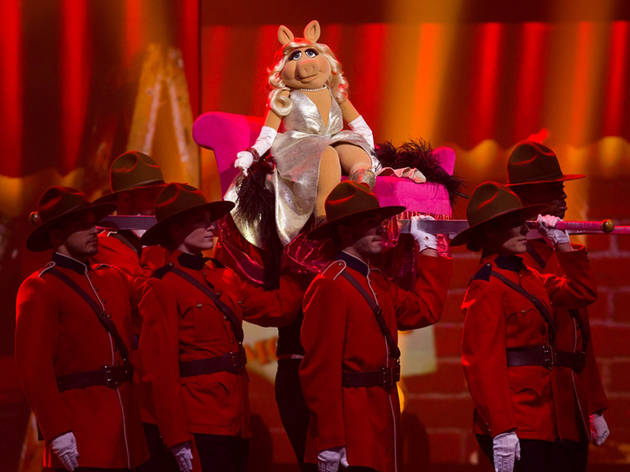 Miss Piggy, Just for Laughs Muppets Gala