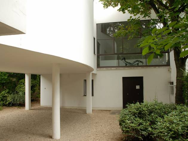 Fondation Le Corbusier