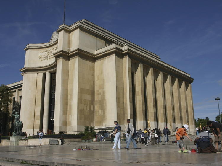 Paris walks: The path to modernity