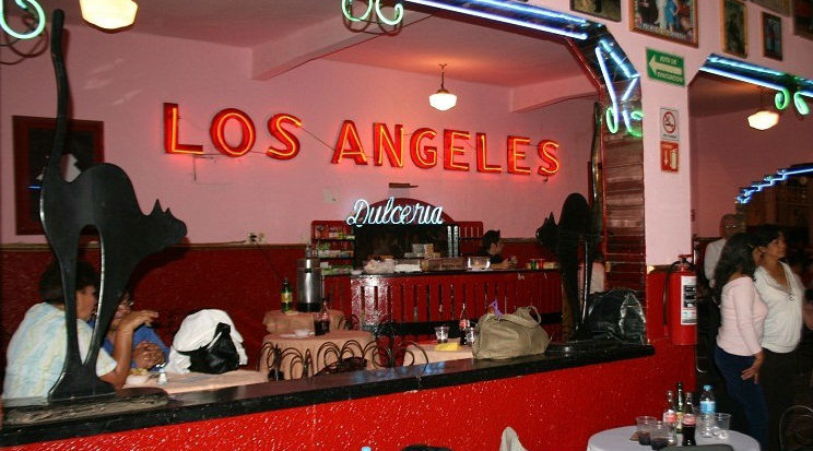 Salón Los Ángeles
