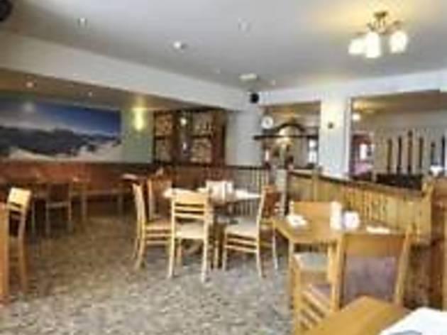The Coney, Mountain Range Restaurant