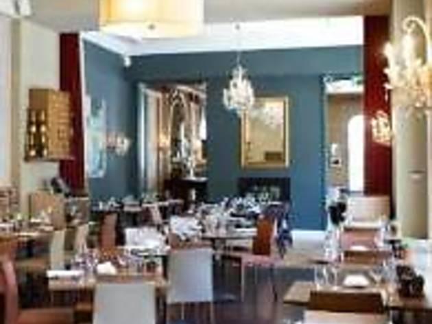 Afternoon Tea at Olives Restaurant & Bar