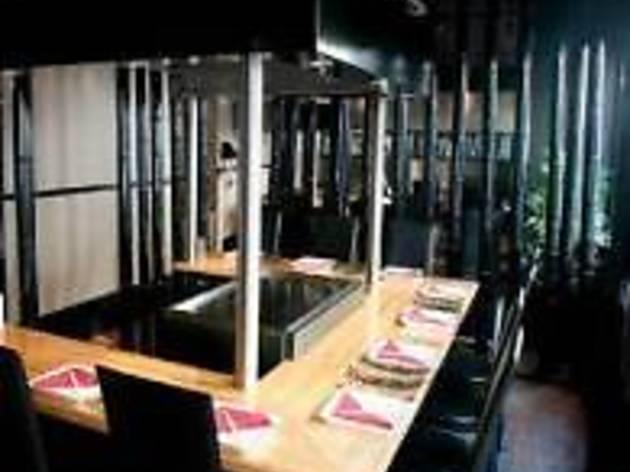 Sen Nin Japanese Teppanyaki & Sushi Restaurant - Islington