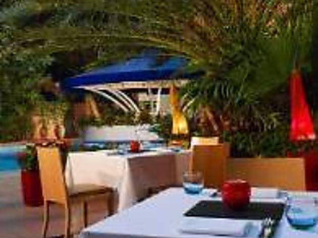 The Garden Restaurant - Sheraton