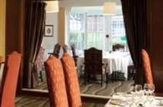The Garrick Restaurant at Hendon Hall Hotel