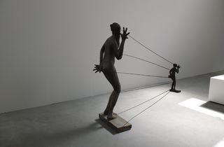 (Vue de l'exposition (Dominik Lang) / © TB - Time Out)