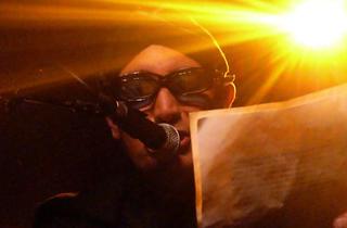 Alvarius B + Sam Shalabi + The Byron Coley Trio + DJ Mike Wolf