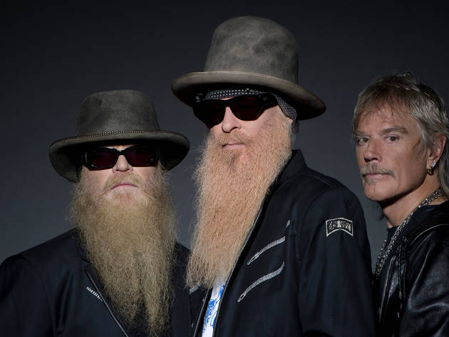 ZZ Top + Jeff Beck