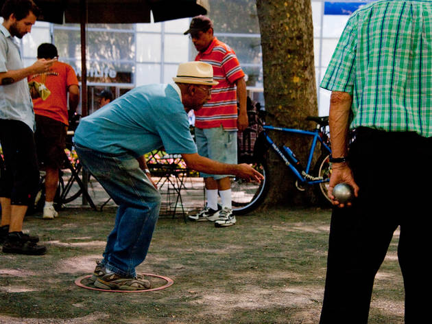La Boule New Yorkaise Pétanque Tournament