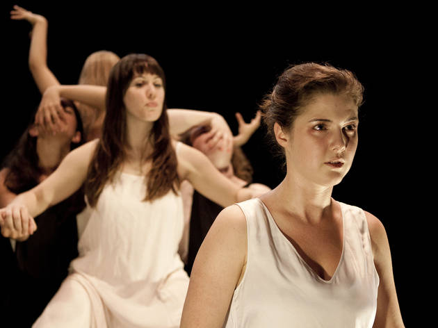 Antigone Unearthed (2012)