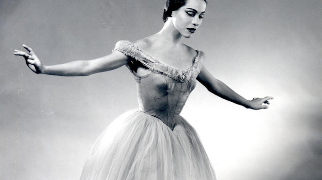 New York City Ballet, Maria Tallchief, Scotch Symphony, George Balanchine