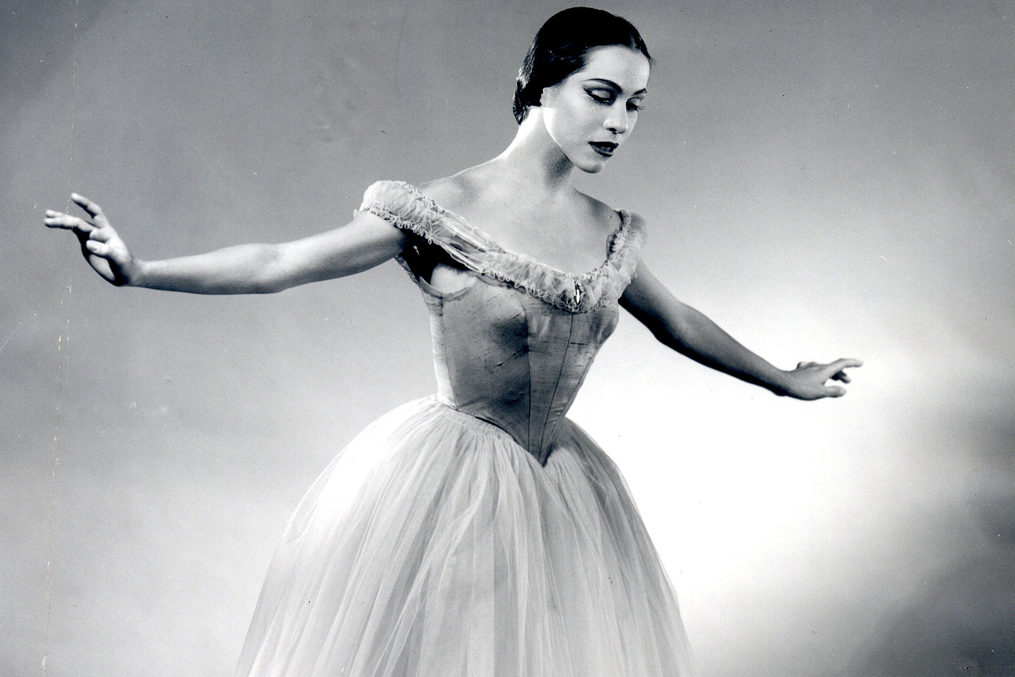 Explore the New York City Ballet's history at NYC archives