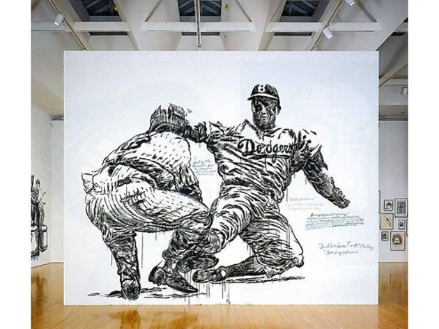 Top sports art to get you psyched about the Olympics
