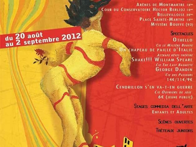 13e du Festival Itinérant des Arènes de Montmartre