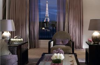 Photo tour: Paris hotel rooms