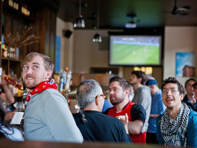 The 15 best sports bars in NYC
