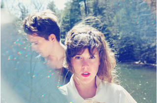 Purity Ring + Evian Christ + Headaches
