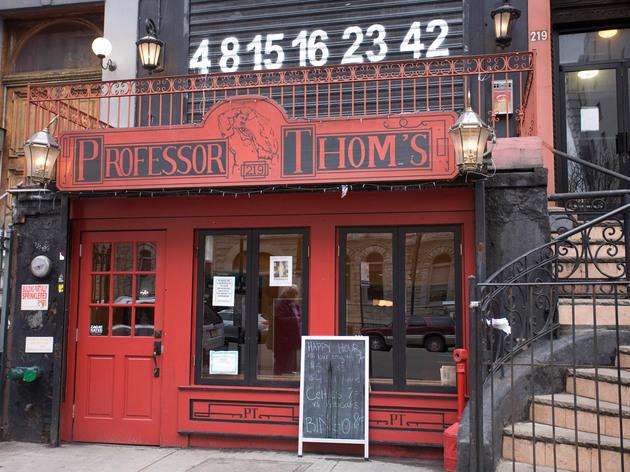 Professor Thom's