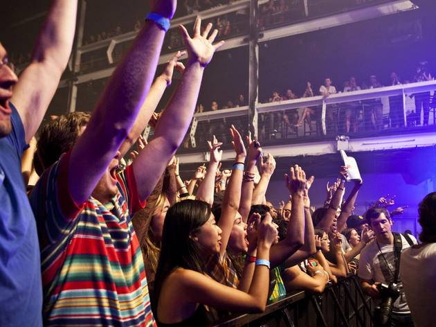 Check out the best concerts in NYC