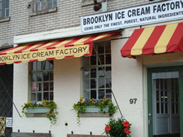 Brooklyn Ice Cream Factory