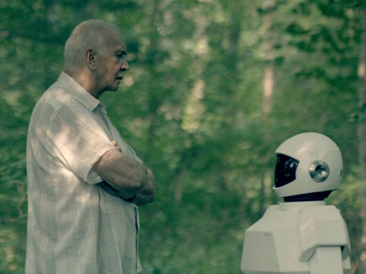 Film • Robot & Frank