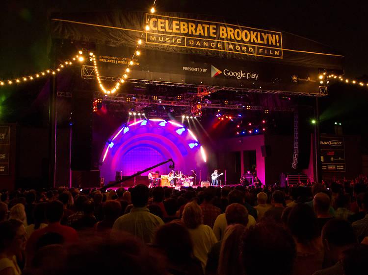 Wild Flag at Celebrate Brooklyn!