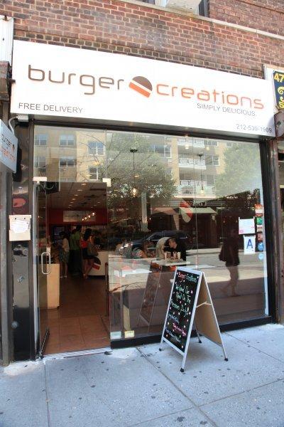 Burger Creations