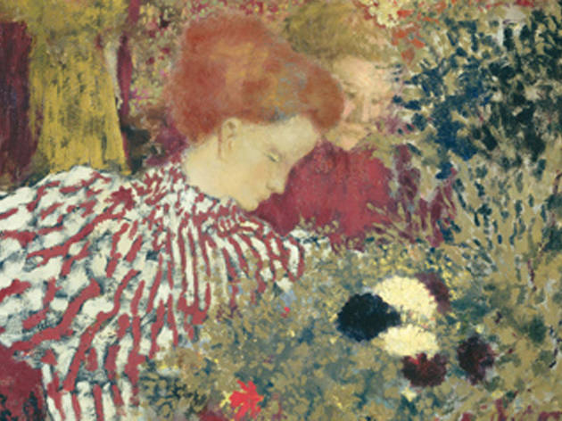 """""""Edouard Vuillard: A Painter and His Muses, 1890-1940"""""""