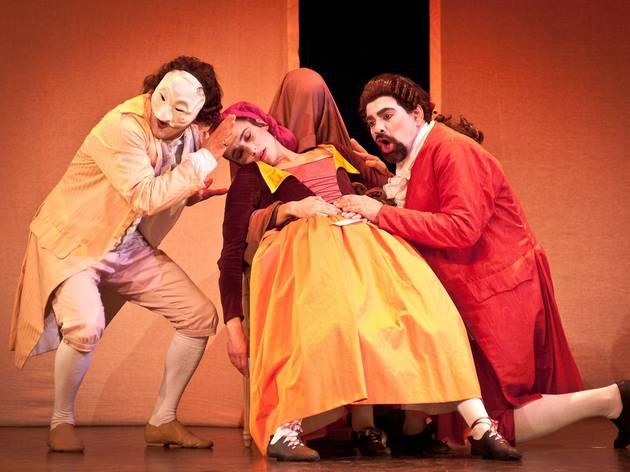 Mariage de Figaro ou La Folle Journée