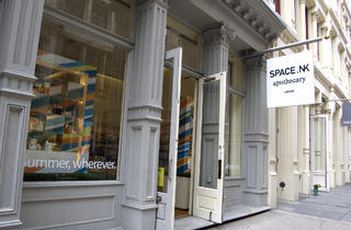 Space NK (Photograph: Virginia Rollison)