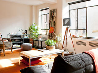 get interior design ideas from these new york apartments