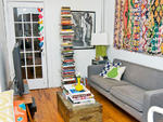 Designer Whitney Pozgay's bohemian abode is a blend of vibrant colors, sentimental knickknacks and elements of nature.