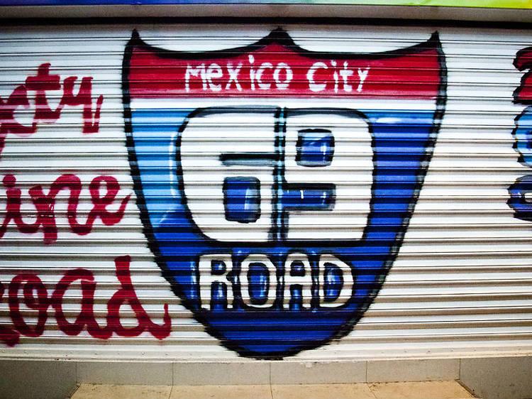 69 Road