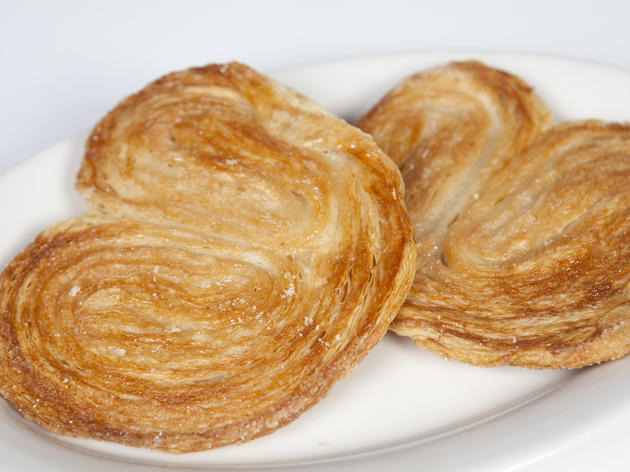 Palmier from Colson Patisserie