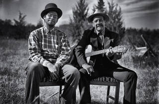 Dom Flemons and Boo Hanks